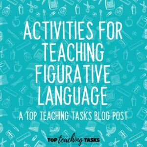Activities for Teaching Figurative Language