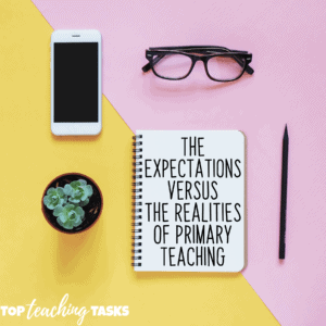 Expectations vs the realities of teaching