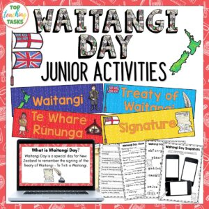 Waitangi Day Junior Activities