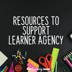 Resources to support learner agency e1604989157604