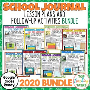 NZ School Journals 2020 Bundle