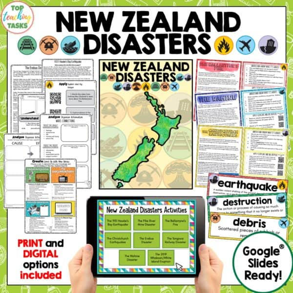New Zealand Disasters Unit