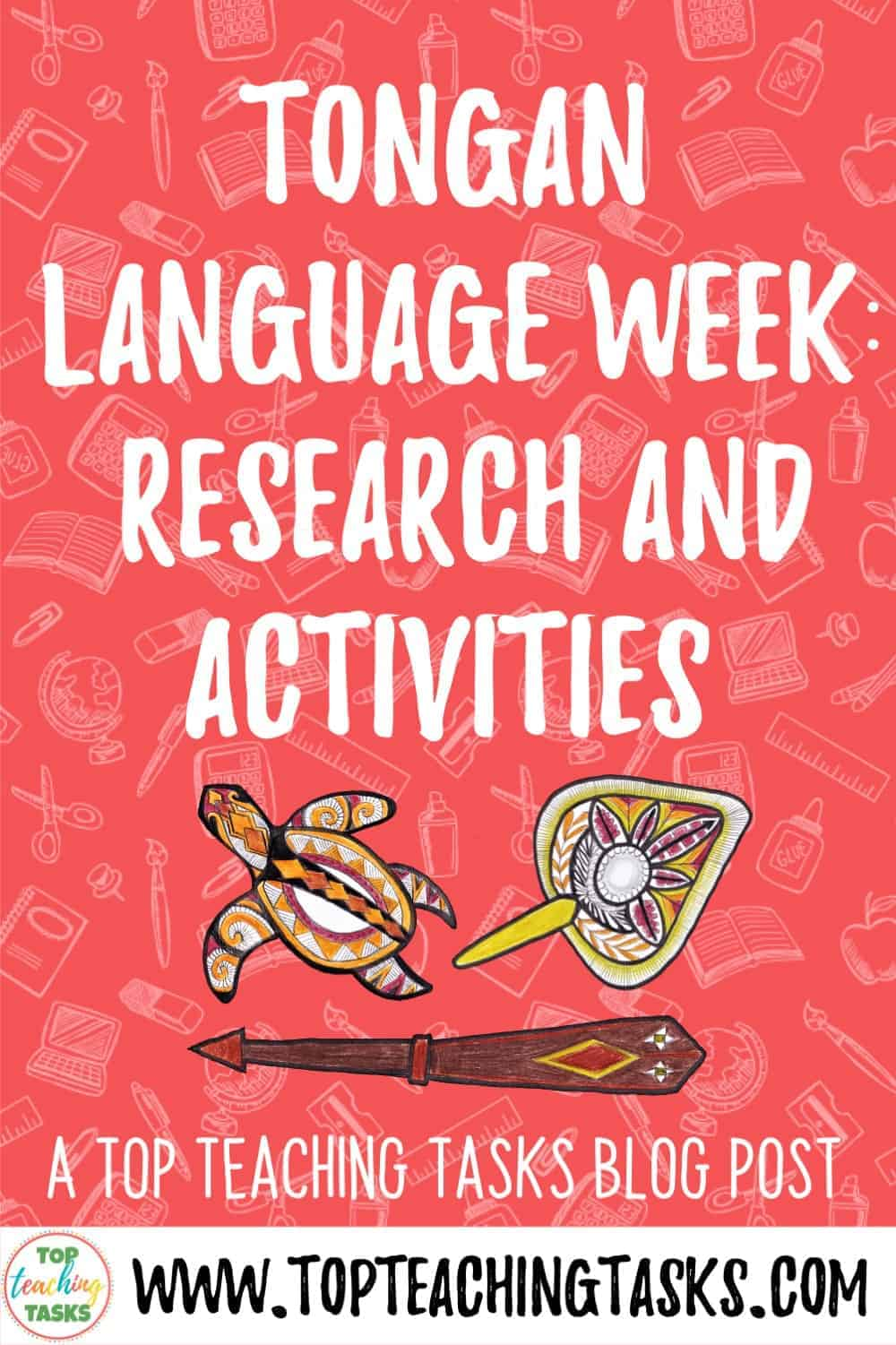 Tonga Language Week research and activities. Mālō e lelei! Mālō e lelei! Tongan Language Week - Uike Kātoanga'i 'o e Lea Faka-Tonga is coming up from Sunday 6 September - Saturday 12 September in 2020. This blog post highlights some exciting resources I have so you can explore the Tongan culture and language in your classroom during Tongan Language Week and throughout the rest of the year.