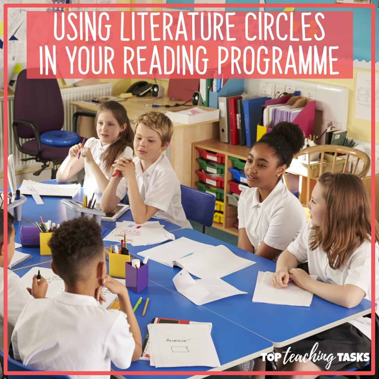 Literature Circles in your reading programme