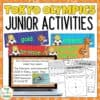Olympic Games Junior Activity Pack