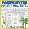 Pacific Myths Year 3 4