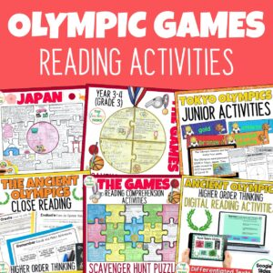 Olympic Games Resources