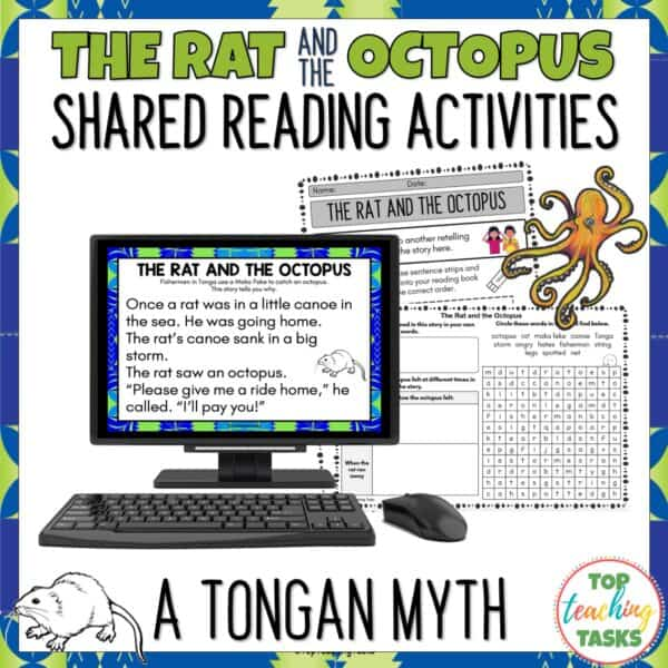 The Rat and the Octopus Activities