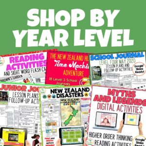 Shop by Year Level